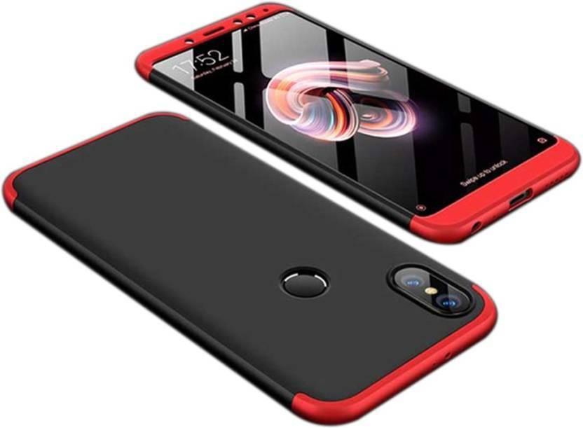 competitive price 84c85 e242b iPaky Back Cover for Mi Redmi Note 5 Pro