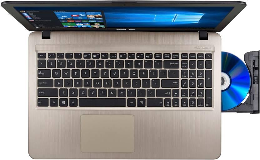 Asus Pentium Quad Core - (4 GB/1 TB HDD/Windows 10 Home) X540MA-GQ098T Laptop
