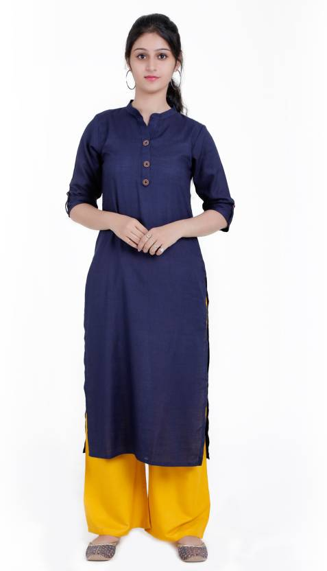 d2d4617dcdc Club Fashion Women Kurta and Palazzo Set - Buy Club Fashion Women Kurta and  Palazzo Set Online at Best Prices in India