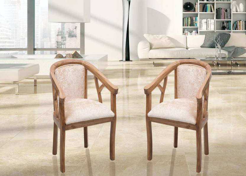 Wooden Chairs For Living Room India | Baci Living Room