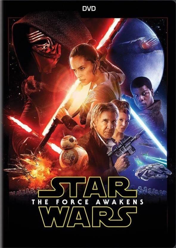 star war the force awaken dvd ,region free Price in India