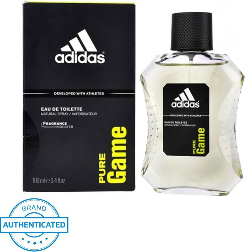 promo code 2121d 4f563 ADIDAS Combo Of Pure Game And Sugadhvatika Cool Blue Eau de Toilette - 100  ml (For Men)