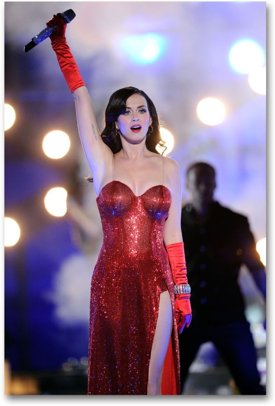 Donky womensex Katy Perry See Petticoat