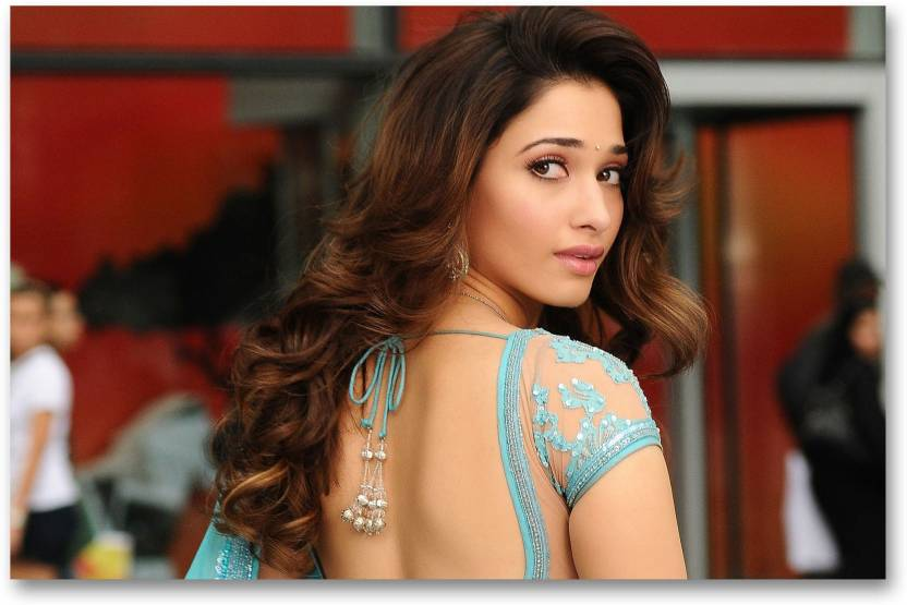 Wall Poster Tamanna Bhatia Hd Quality Poster Paper Print