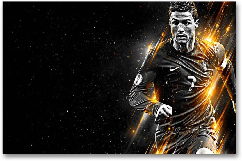 wall poster cristiano ronaldo portugal cr7 hd quality wall