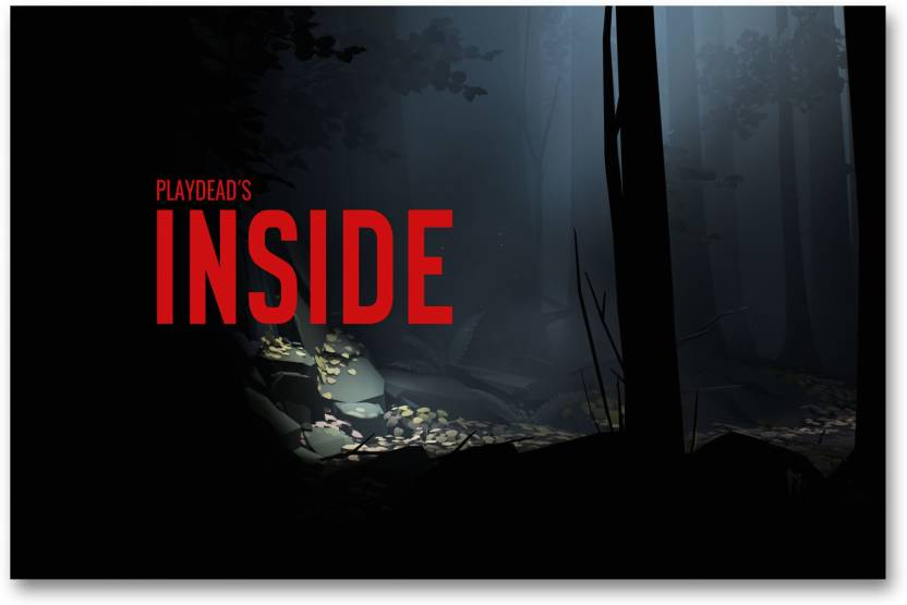 Wall Poster - Inside - Playdeads - HD Game Poster Paper Print