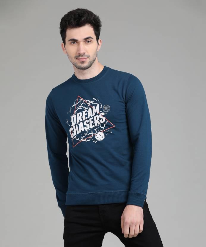f252e480de0 Peter England University Full Sleeve Graphic Print Men Sweatshirt - Buy  Peter England University Full Sleeve Graphic Print Men Sweatshirt Online at  Best ...