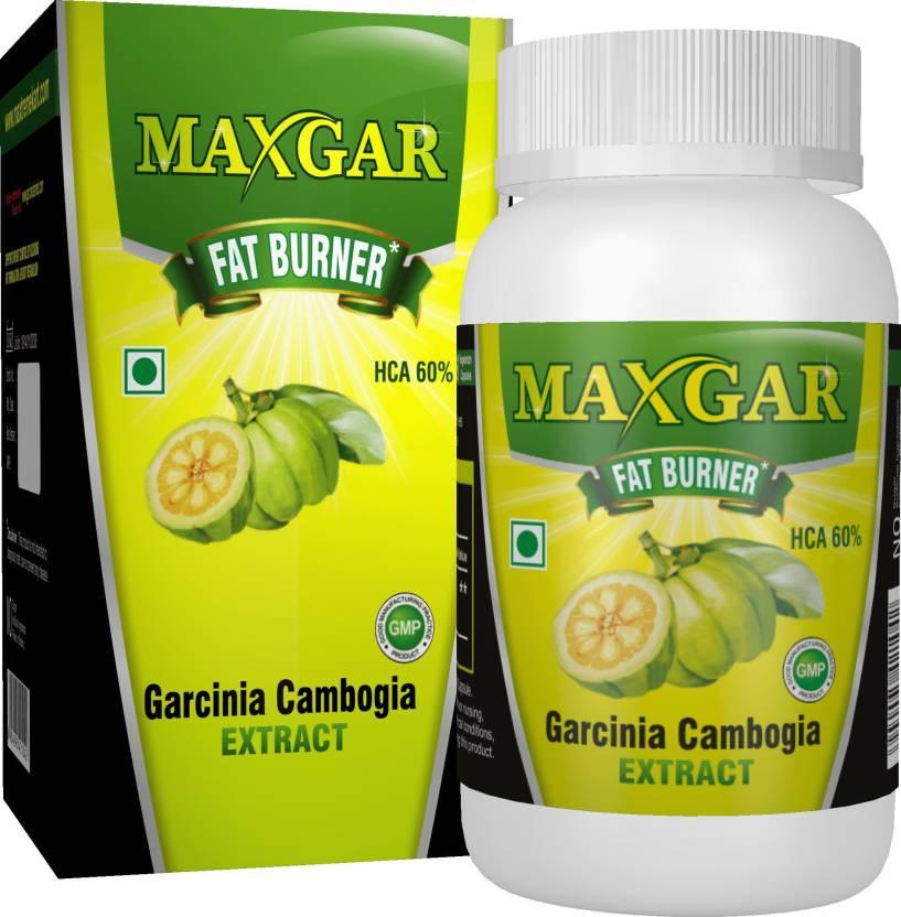 Maxgar Garcinia Cambogia Extract With 60 Hca 60 Capsules Price In