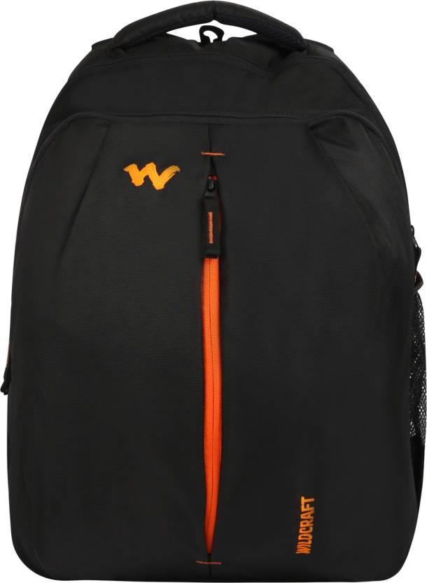 234ec9fb20 Wildcraft Stanza 23 L Backpack Black - Price in India