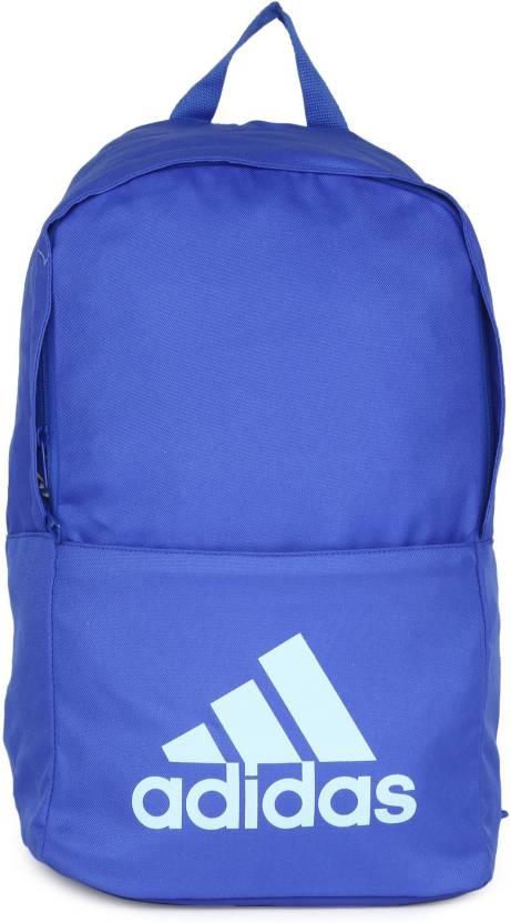 ADIDAS CLASSIC BP 25 L Backpack HIRBLU TRANSP BLUTIN - Price in ... e6cb6cdf677ab