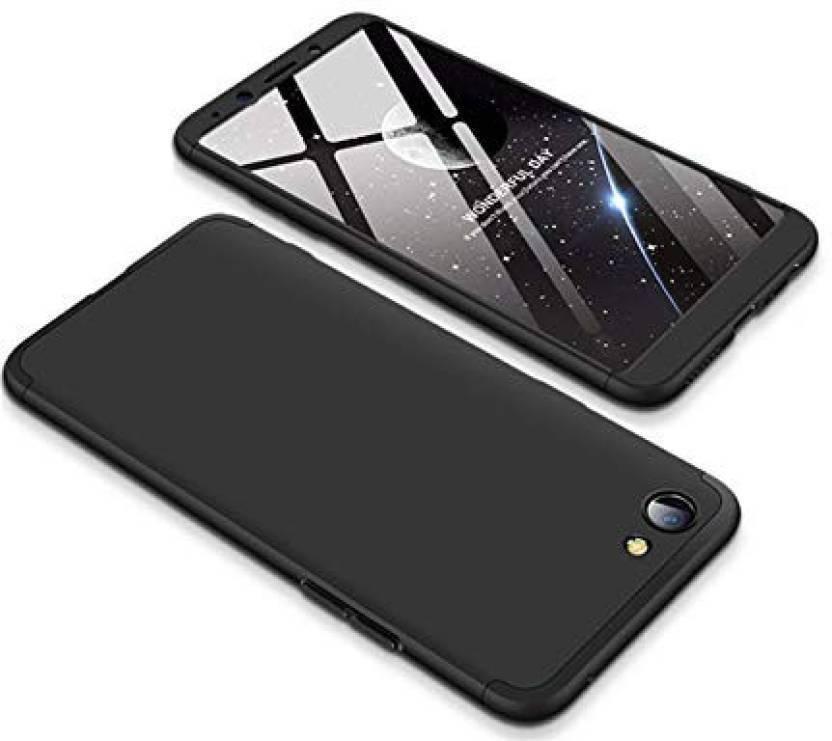 pick up 94e53 639a6 Temper MOB Front & Back Case for MI Redmi 6A (360 Degree Dual ...