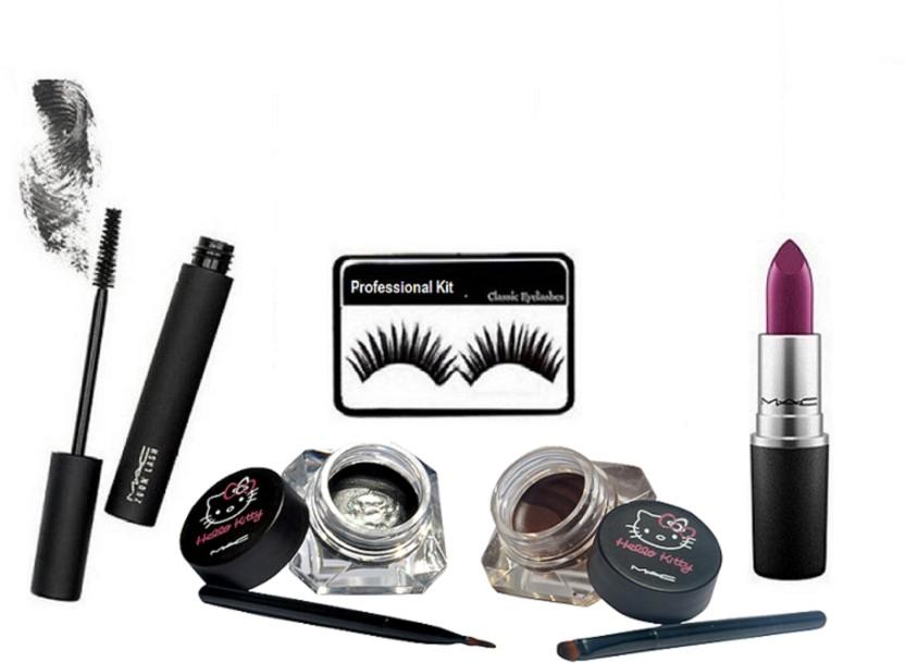 e5a8ab2928446 Professional kit eyelashes mac zoom lash waterproof liquid mascara hello  kitty gel eyeliner two jpg 832x609