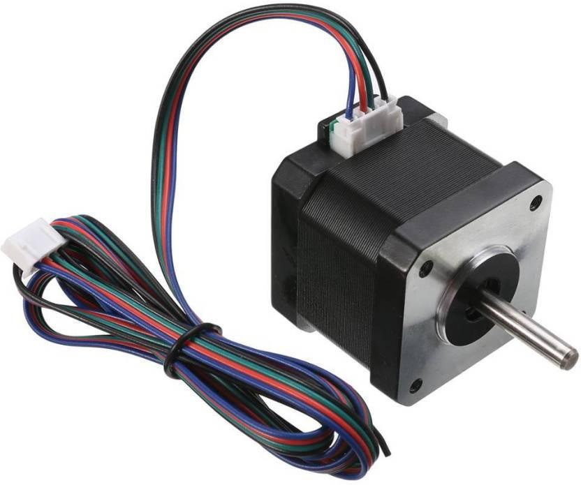 4 Wire Stepper Motor Wiring Harness. 4 Wire Treadmill Motor Wiring Nema Wire Motor Wiring Diagram on
