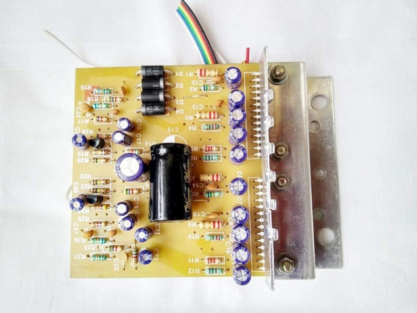 rashri electricals 4440 ic 12v amplifier board electronic components