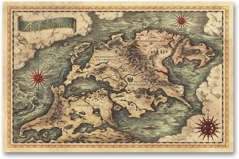 photo about Game of Thrones Printable Map titled Wall Poster - Activity of Thrones - The Map of Thrones - High definition