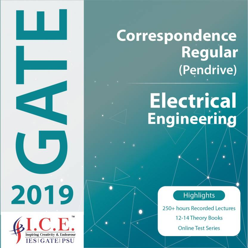 ICE GATE Electrical Engineering 2019 Exam Preparation Course