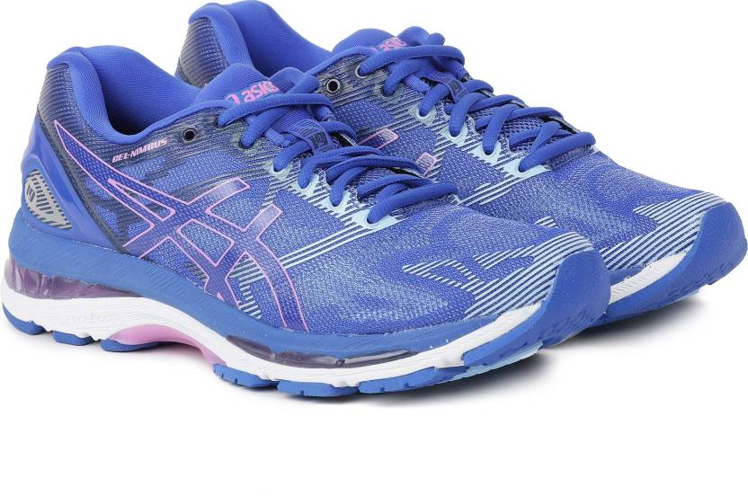 super popular e54c4 ac871 Asics GEL-NIMBUS 19 Running Shoes For Women - Buy Asics GEL ...