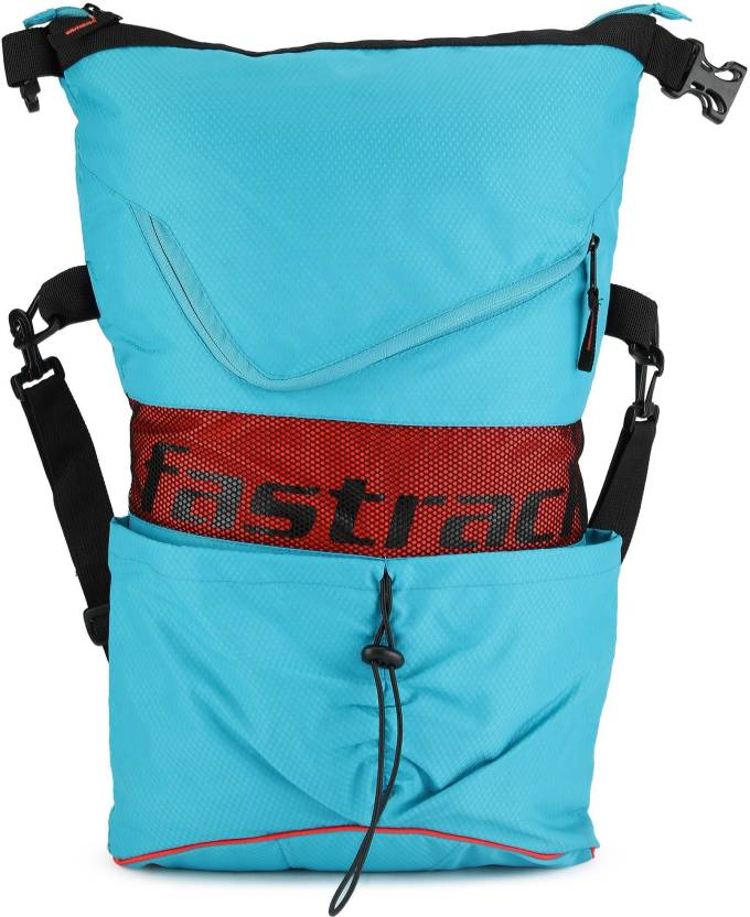 066f649714 Fastrack Women Sports Blue PU Sling Bag Blue - Price in India ...