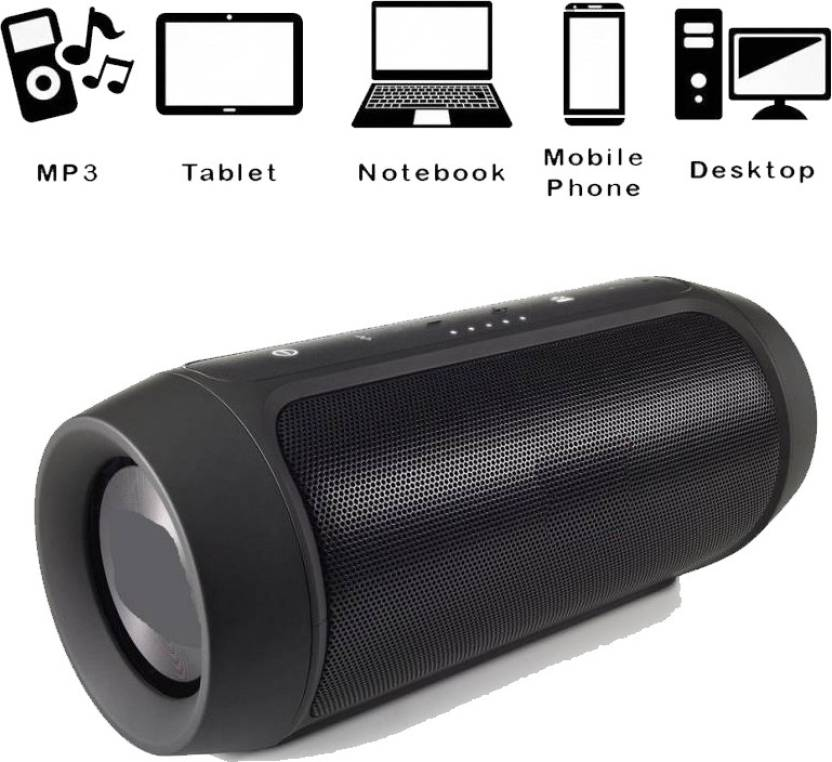 Charge 2 + Portable Speaker