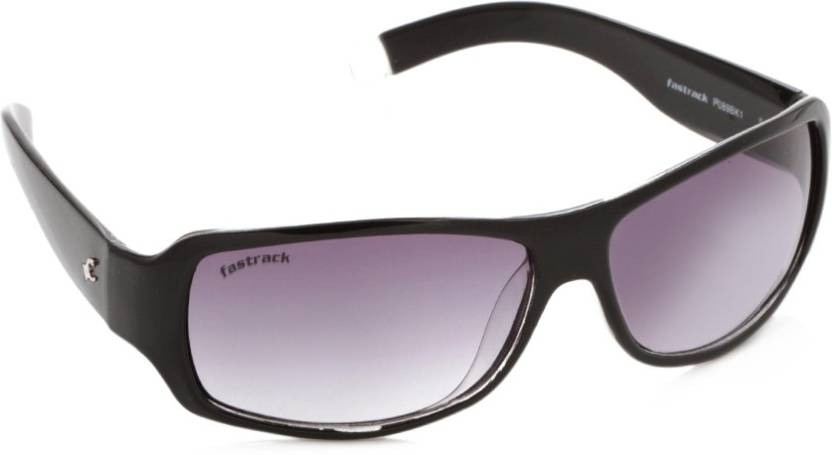 2c80e81862 Buy Fastrack Wayfarer Sunglasses Violet For Women Online   Best ...