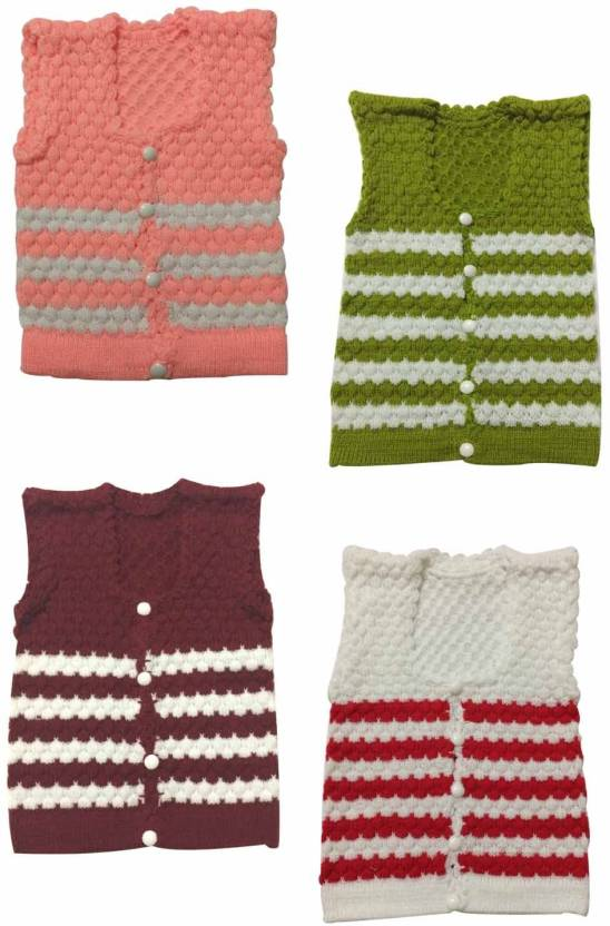 3fbd5d2cc Cute Collection Woven Round Neck Casual Baby Boys   Baby Girls Green ...