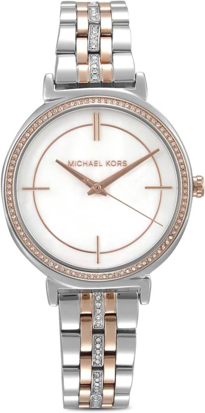 204ec26588ff Michael Kors MK3831 CINTHIA Watch - For Women - Buy Michael Kors MK3831 CINTHIA  Watch - For Women MK3831 Online at Best Prices in India