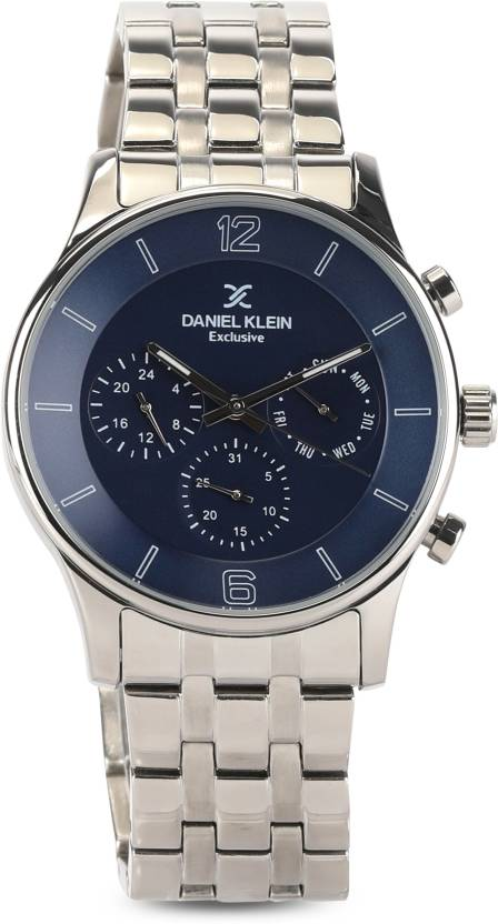 e4c0e32201b99 Daniel Klein DK11738-2 EXCLUSIVE-GENTS Watch - For Men - Buy Daniel Klein  DK11738-2 EXCLUSIVE-GENTS Watch - For Men DK11738-2 Online at Best Prices  in India ...