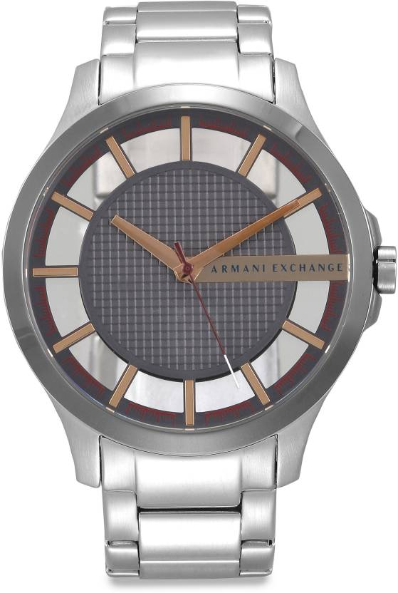 7104a443f4 Armani Exchange AX2405 HAMPTON Watch - For Men - Buy Armani Exchange AX2405  HAMPTON Watch - For Men AX2405 Online at Best Prices in India | Flipkart.com