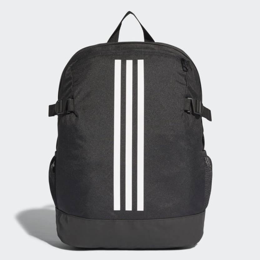 ADIDAS BP POWER IV M 32 L Backpack BLACK WHITE WHITE - Price in ... 81378b6dd2089