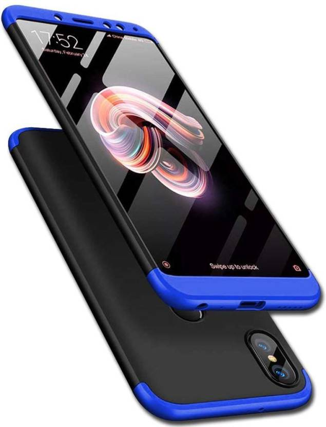 best service 8a8a1 f8bed RKANDROID Back Cover for vivo y83 pro cover GKK (luxury look) Full  Protection 360 Cover Blue - vivo y83 pro back cover