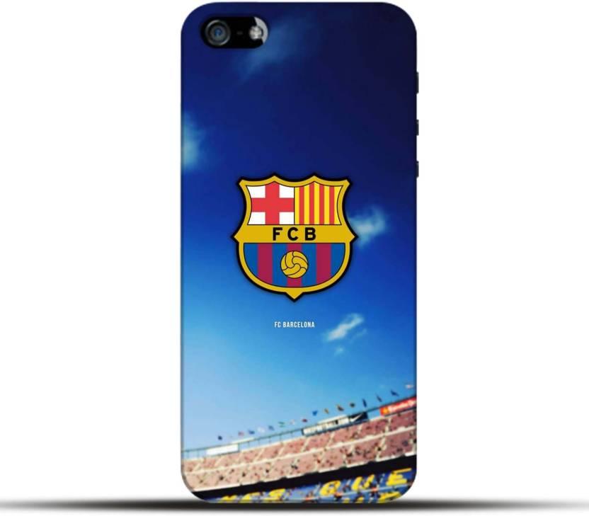 best website 153a8 f0925 Pikkme Back Cover for Fc Barcelona Apple Iphone 5 / 5S / SE - Pikkme ...