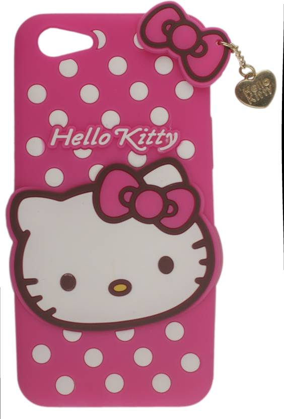 size 40 2a03c 66298 Dekkin Back Cover for Girls back cover, Cute Hello Kitty Silicone ...