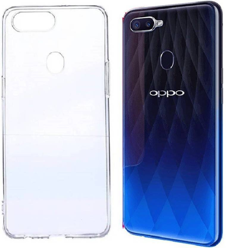 f62287be0 Fashion Way Back Cover for Oppo F9 Pro (Transparent Flexible Case ...