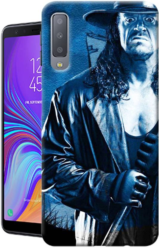 the latest ef159 852f7 K K Design Back Cover for Samsung Galaxy A7 2018 Edition - K K ...