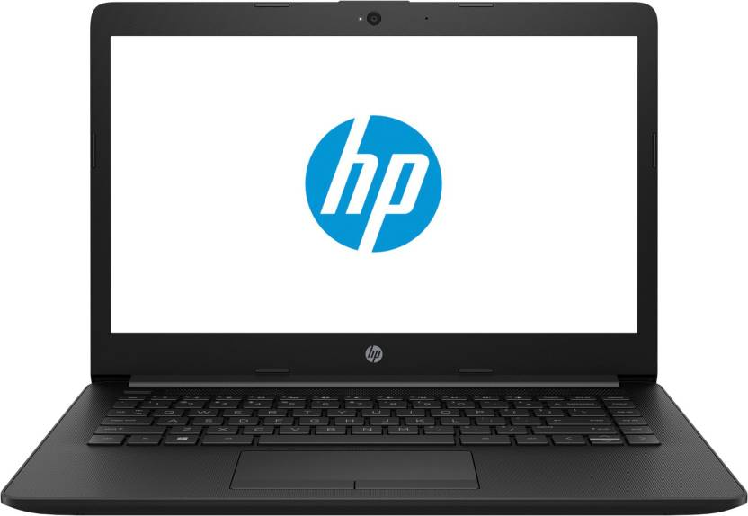 HP 14q Core i3 7th Gen - (4 GB/1 TB HDD/DOS) 14q-cs0009TU Thin and Light Laptop  (14 inch, Jet Black, 1.47 kg) HP Laptops