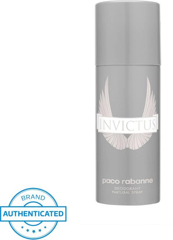 Paco Rabanne Invictus Deodorant Spray For Men Price In India