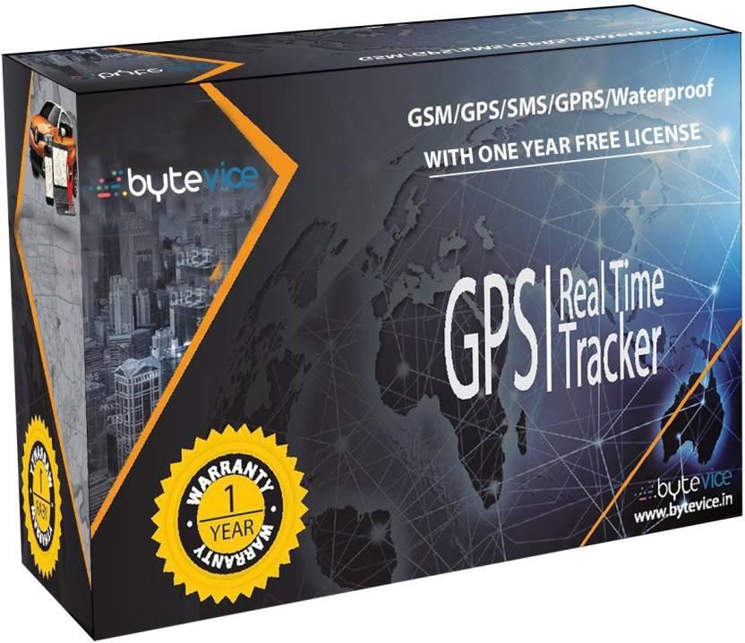Bytevice GT02A GPS Device