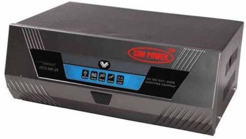 SunPower Digital Pure Sine Wave Inverter Price in India