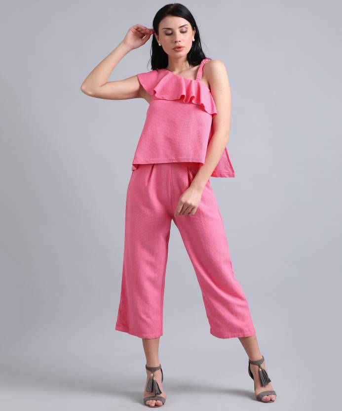 2ae5a0edf United Colors of Benetton Solid Girls Jumpsuit - Buy United Colors of  Benetton Solid Girls Jumpsuit Online at Best Prices in India   Flipkart.com