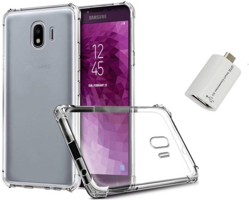 ssm covers Case Accessory Combo for Samsung Galaxy J4 Plus Bumper