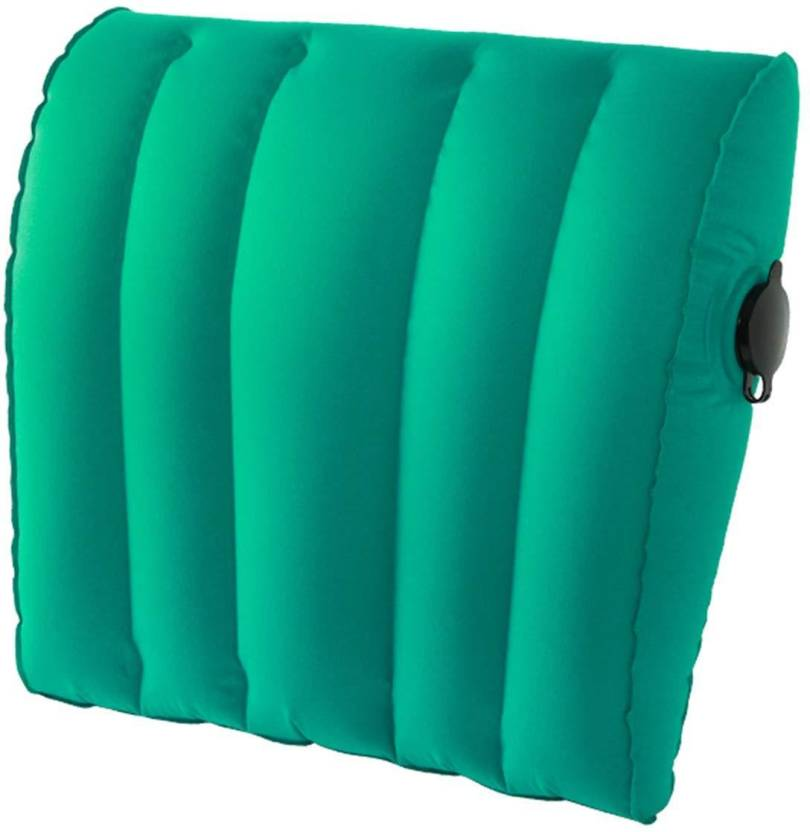 Tecmac Inflatable Seat Cushion Portable Travel Back Nursing Air