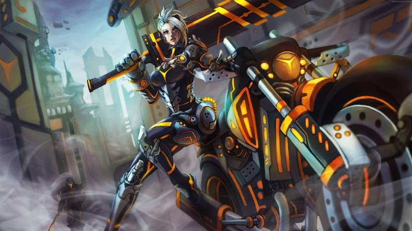Athah Best Riven (League Of Legends) u k Wall Poster 13*19
