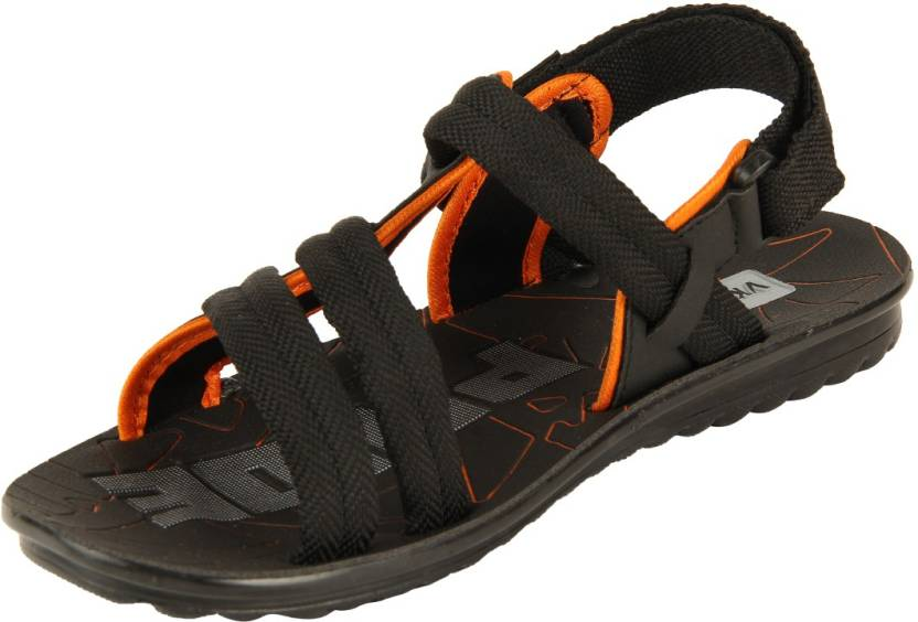 7d66977b3 VKC PRIDE Men Black Orange Casual - Buy VKC PRIDE Men Black Orange Casual  Online at Best Price - Shop Online for Footwears in India | Flipkart.com