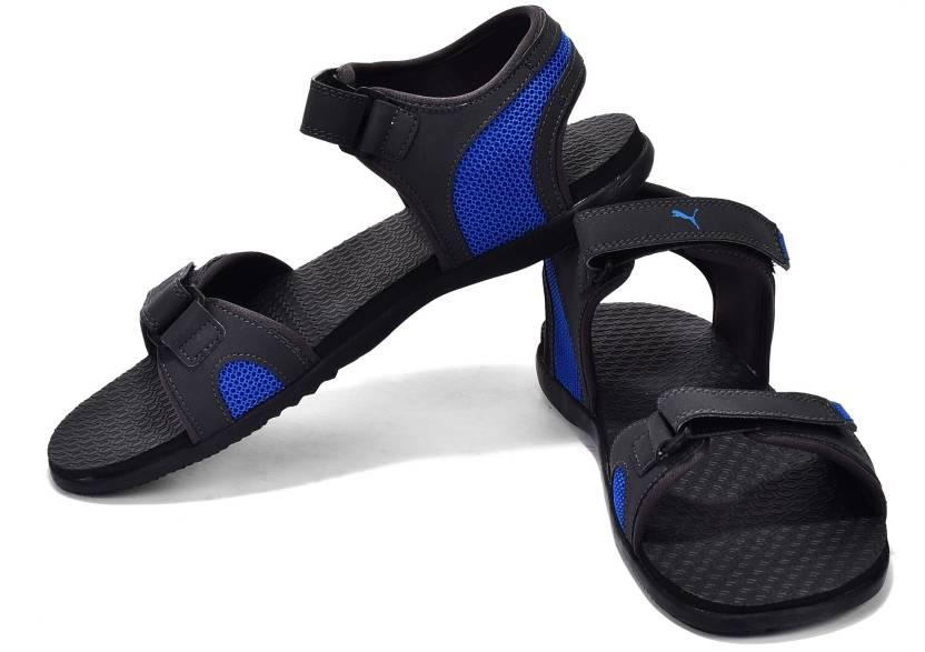 Puma Women Asphalt-Sargasso Sea-Electric Blue Lemonade Sports Sandals - Buy  Grey Color Puma Women Asphalt-Sargasso Sea-Electric Blue Lemonade Sports  Sandals ... 08cd56883