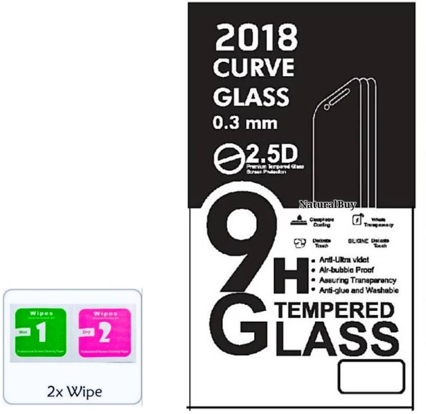 9H Tempered Glass Guard for Huawei Nova 3i (5D Tempered glass)(Full
