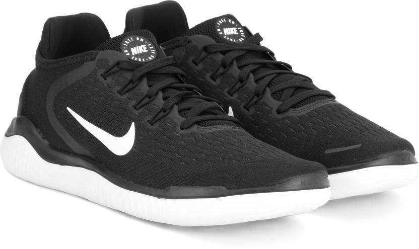 Blackwhite Nike Running Shoes Free Buy Men Rn For 2018 Color 8CU1wqTU