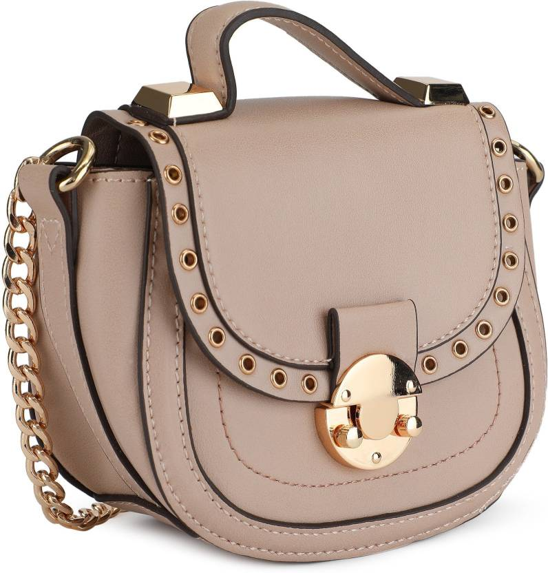 Accessorize Women Casual Pink PU Sling Bag PALE PINK - Price in India  919fe15e6d8c6