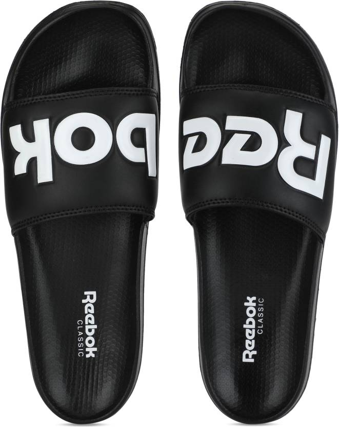 bd2bd8bb31ee REEBOK CLASSICS REEBOK CLASSIC SLIDE Slides - Buy REEBOK CLASSICS REEBOK  CLASSIC SLIDE Slides Online at Best Price - Shop Online for Footwears in  India ...