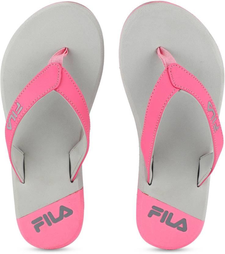 1dcf175592ed0 Fila COAST W Flip Flops - Buy Fila COAST W Flip Flops Online at Best Price  - Shop Online for Footwears in India