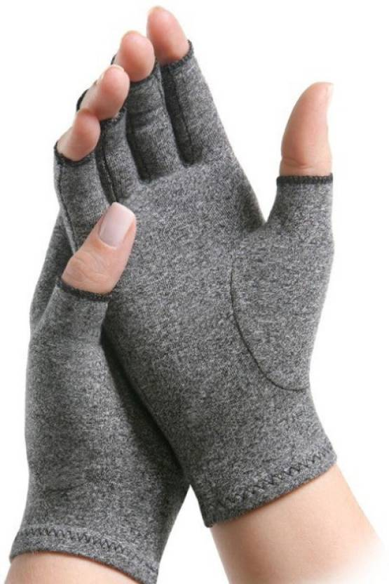 Lumino Cielo Arthritis Gloves with Compression Wrist Support